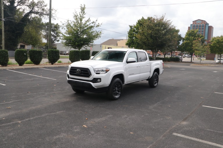Used 2021 Toyota Tacoma SR5 V6 DOUBLE CAB 4X2 for sale Sold at Auto Collection in Murfreesboro TN 37130 2