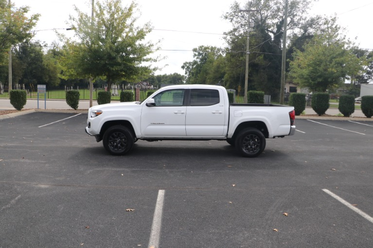 Used 2021 Toyota Tacoma SR5 V6 DOUBLE CAB 4X2 for sale Sold at Auto Collection in Murfreesboro TN 37130 7