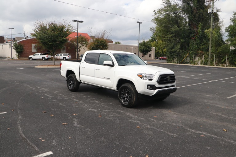 Used 2021 Toyota Tacoma SR5 V6 DOUBLE CAB 4X2 for sale Sold at Auto Collection in Murfreesboro TN 37130 1