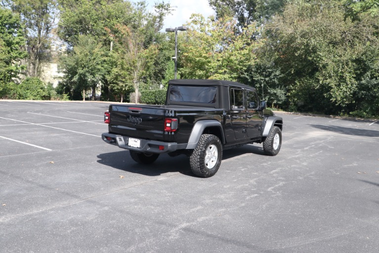 Used 2020 Jeep Gladiator Sport 4X4 CONVERTIBLE for sale $46,950 at Auto Collection in Murfreesboro TN 37130 3