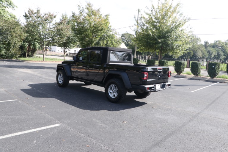 Used 2020 Jeep Gladiator Sport 4X4 CONVERTIBLE for sale $46,950 at Auto Collection in Murfreesboro TN 37130 4