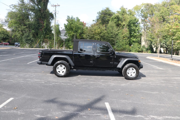 Used 2020 Jeep Gladiator Sport 4X4 CONVERTIBLE for sale $46,950 at Auto Collection in Murfreesboro TN 37130 8