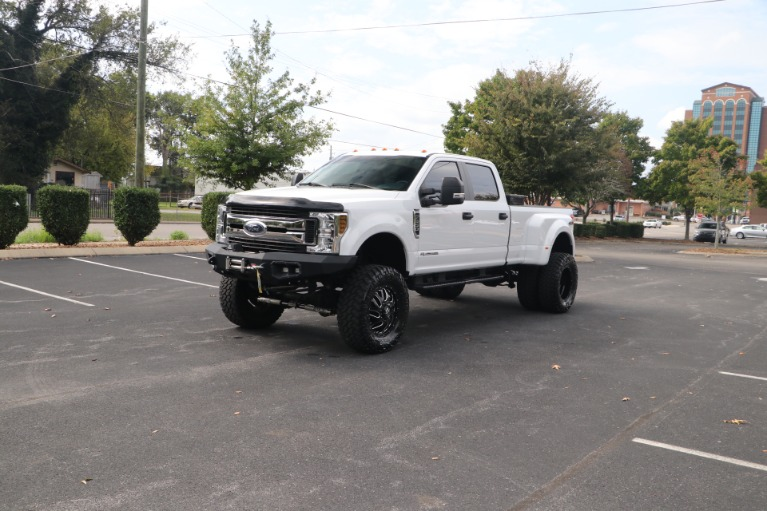 Used 2019 Ford F-350 Super Duty XL CREW CAB 4WD W/STX APPEARANCE PACKAGE for sale Sold at Auto Collection in Murfreesboro TN 37130 2