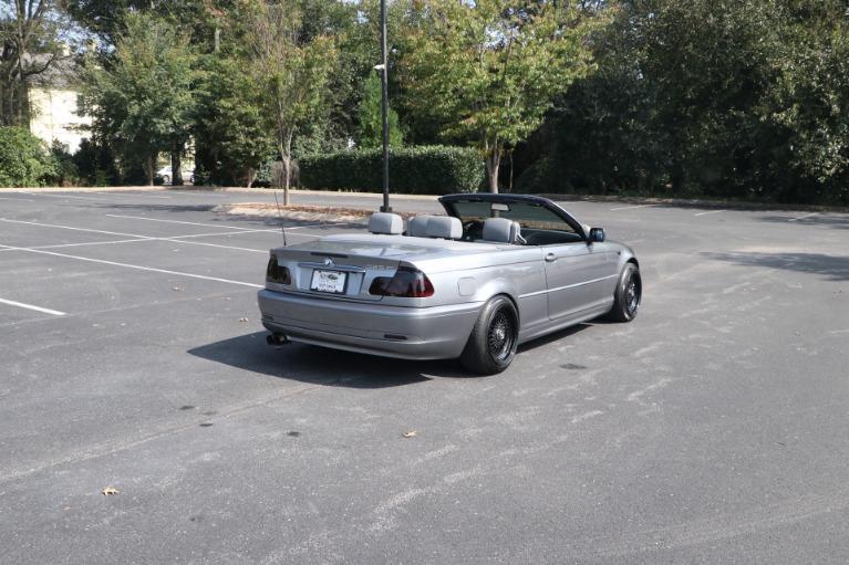 Used 2005 BMW 325 CI PREMIUM RWD W/MODIFICATIONS for sale $9,950 at Auto Collection in Murfreesboro TN 37130 3