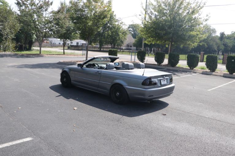Used 2005 BMW 325 CI PREMIUM RWD W/MODIFICATIONS for sale $9,950 at Auto Collection in Murfreesboro TN 37130 4