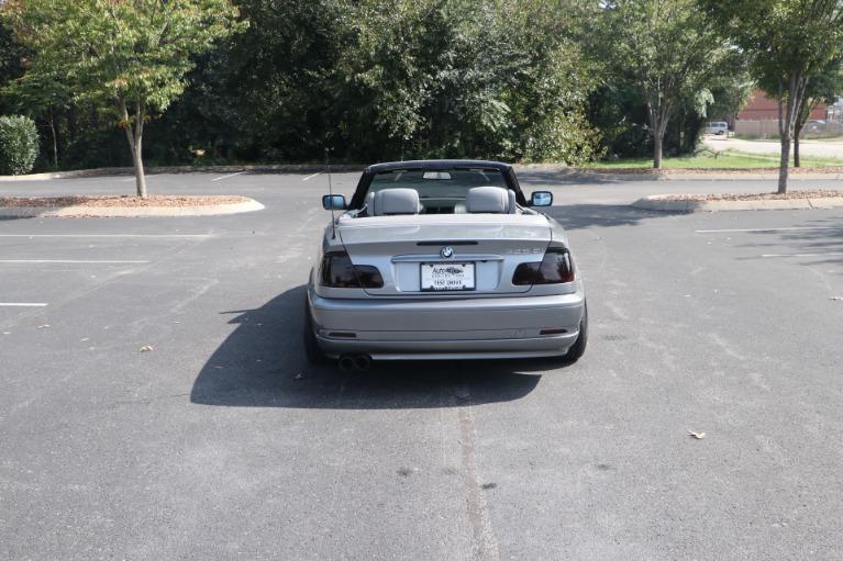 Used 2005 BMW 325 CI PREMIUM RWD W/MODIFICATIONS for sale $9,950 at Auto Collection in Murfreesboro TN 37130 6