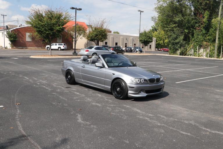 Used Used 2005 BMW 325 CI PREMIUM RWD W/MODIFICATIONS for sale $9,950 at Auto Collection in Murfreesboro TN