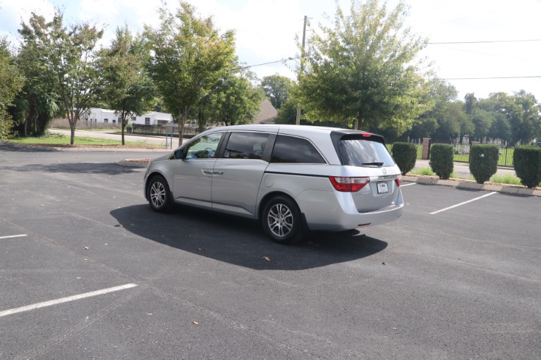 Used 2011 Honda Odyssey EX-L FWD for sale $11,950 at Auto Collection in Murfreesboro TN 37130 4