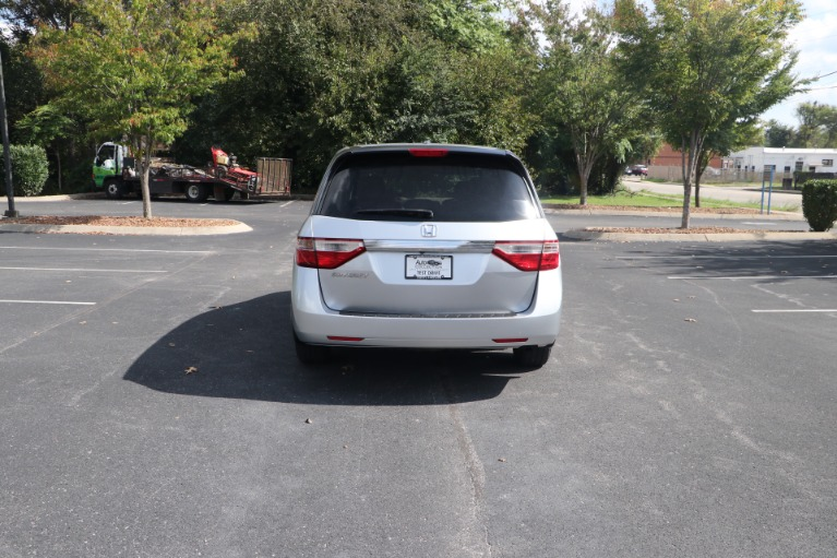 Used 2011 Honda Odyssey EX-L FWD for sale $11,950 at Auto Collection in Murfreesboro TN 37130 6