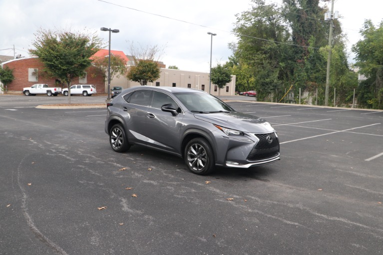 Used Used 2016 Lexus NX 200t F SPORT PREMIUM AWD W/NAV for sale $26,950 at Auto Collection in Murfreesboro TN
