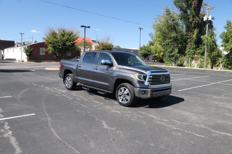 Used Used 2018 Toyota Tundra 1794 EDITION CREWMAX 4WD W/NAV for sale $54,950 at Auto Collection in Murfreesboro TN