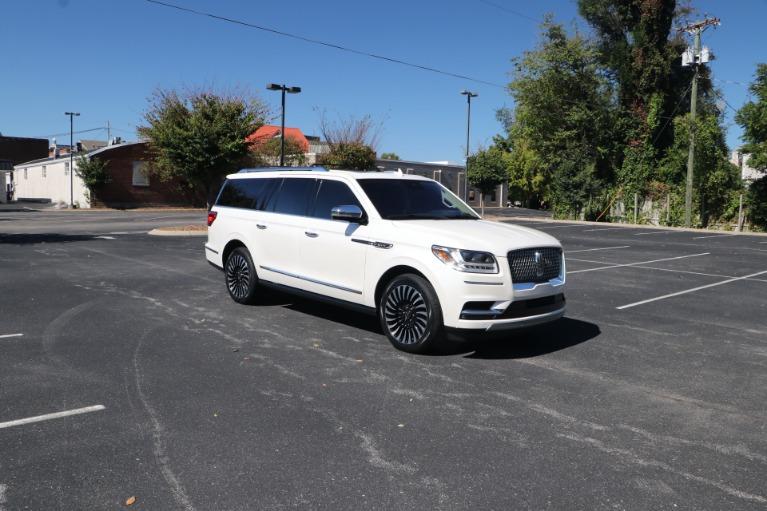Used Used 2019 Lincoln Navigator L 4X4 BLACK LABEL W/NAV for sale $89,950 at Auto Collection in Murfreesboro TN