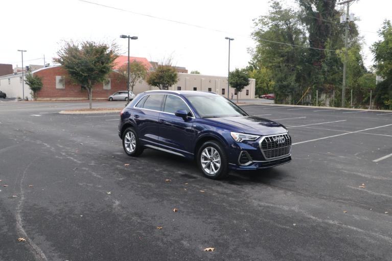 Used Used 2021 Audi Q3 2.0T quattro Premium Plus S line for sale $48,950 at Auto Collection in Murfreesboro TN